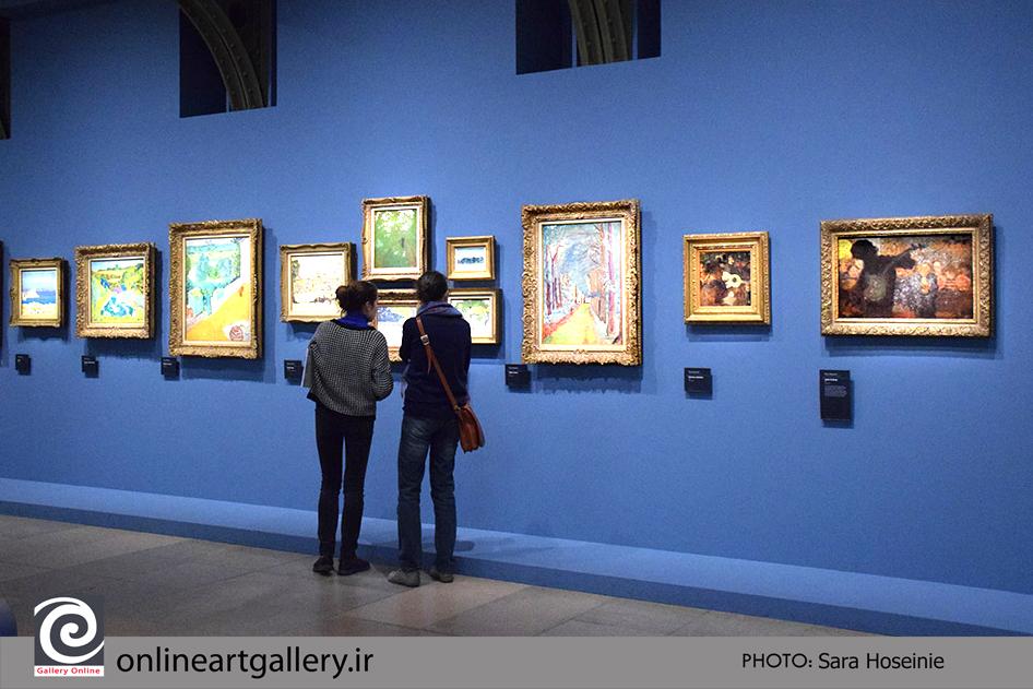 گزارش تصویری نقاشی های موزه d`Orsay پاریس (بخش چهارم)