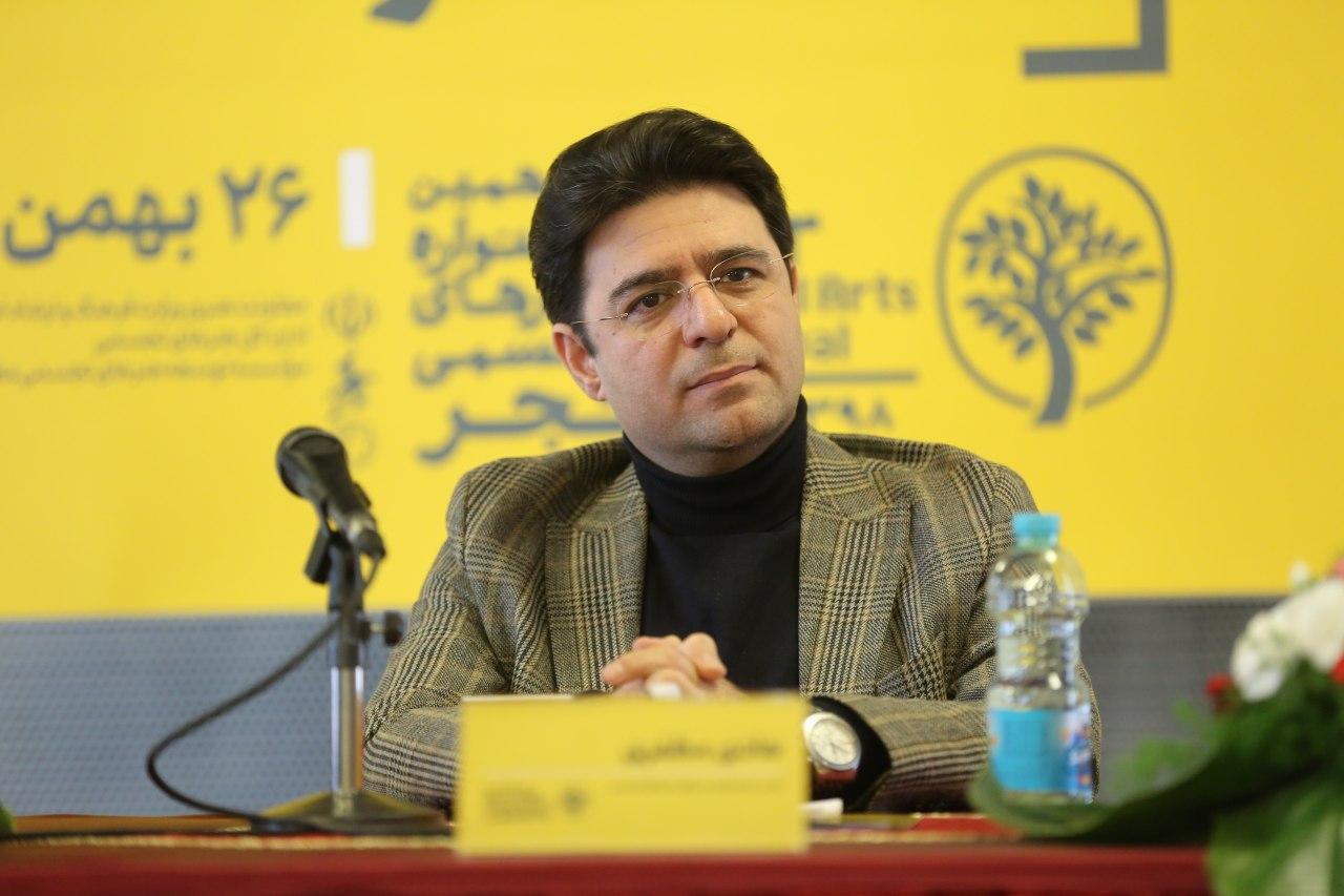 یادداشت مدیرکل هنرهای تجسمی به مناسبت اختتامیه مجازی جشنواره هنرهای تجسمی فجر