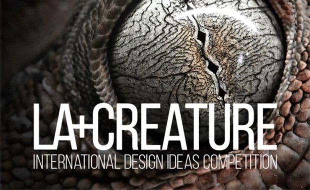 فراخوان مسابقه ایده های طراحی LA + CREATURE