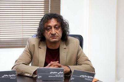 عباس مجیدی: سردیسهای ضعیف توسط هنرمند مجسمهساز ساخته نشدهاند