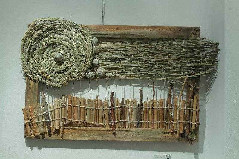 """گزارش تصویری نمایشگاه """"زَردِ دَوّار"""" در گالری زرنا"""