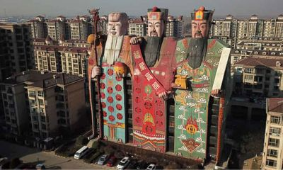 نگاهی به رقابت زشتترین ساختمانهای چین برای ورود به تالار بدنامها