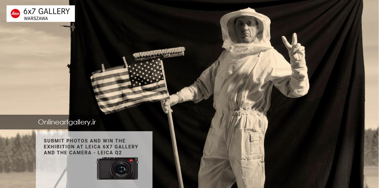 فراخوان رقابت عکاسی 6x7award