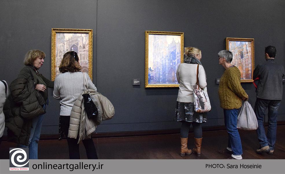 گزارش تصویری نقاشی های موزه d`Orsay پاریس (بخش یازدهم)