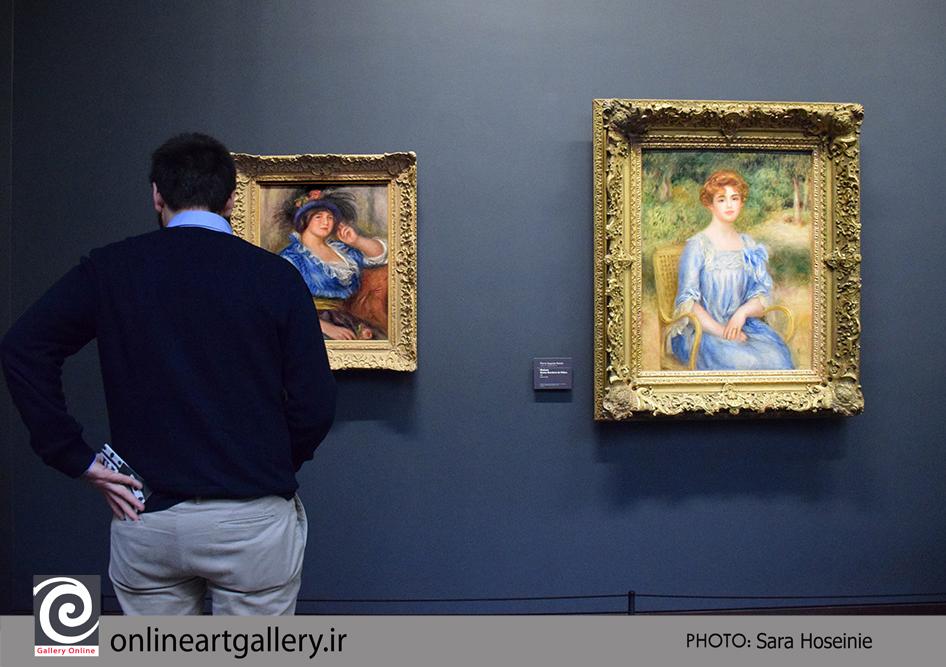 گزارش تصویری نقاشی های موزه d`Orsay پاریس (بخش دوازدهم)