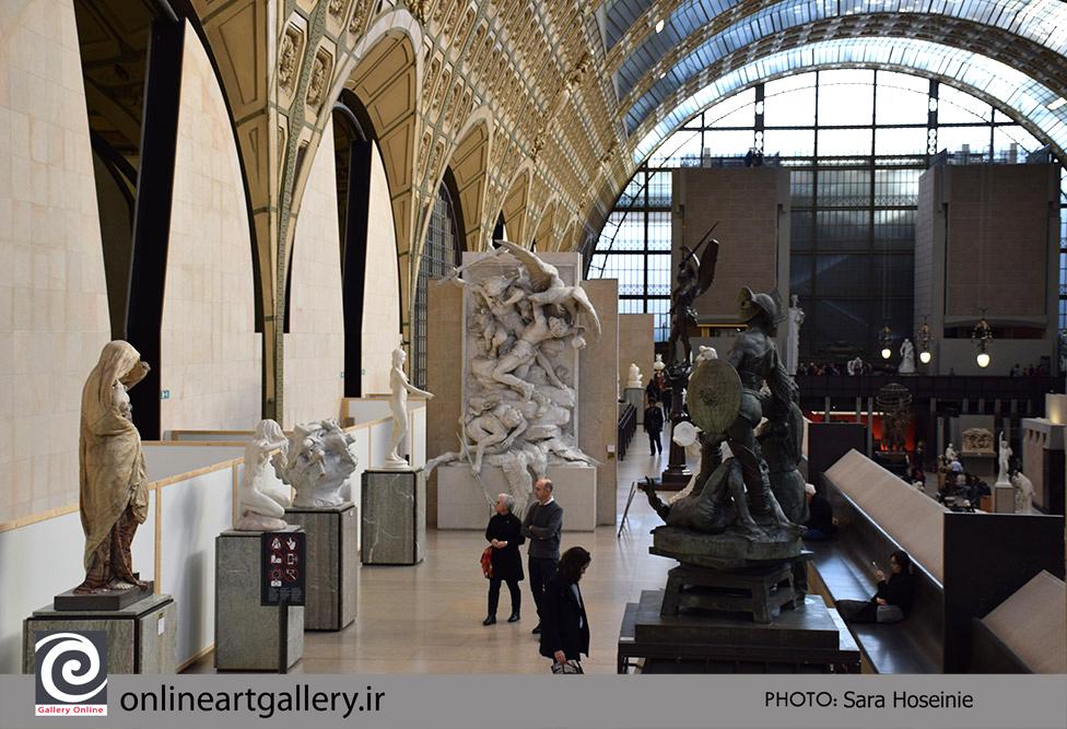 گزارش تصویری نقاشی های موزه d`Orsay پاریس (بخش سیزدهم)