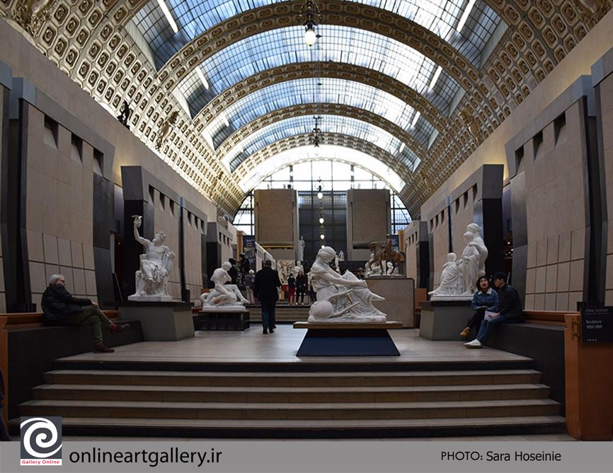 گزارش تصویری نقاشی های موزه d`Orsay پاریس (بخش بیست و یکم)