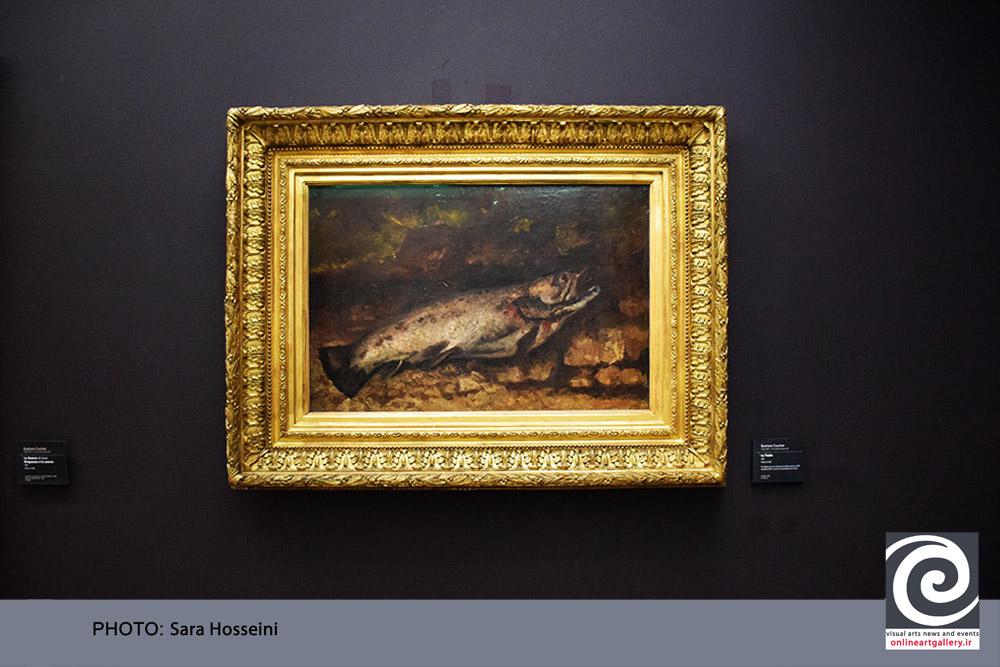 گزارش تصویری نقاشی های موزه d`Orsay پاریس (بخش بیست و دوم)