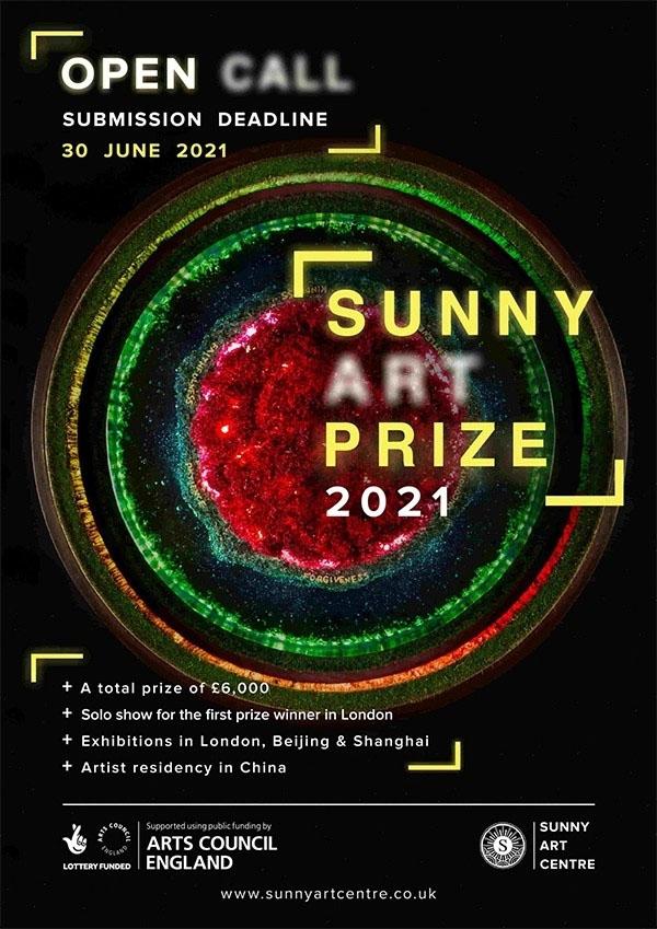 فراخوان رقابت هنرهای تجسمی The Sunny Art Prize 2021
