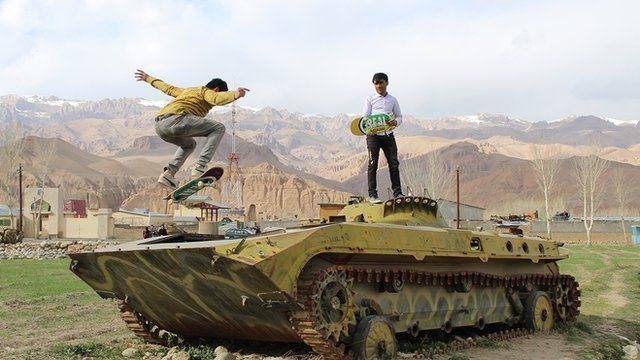 برپایی نمایشگاه عکس افغانستان در اسلو
