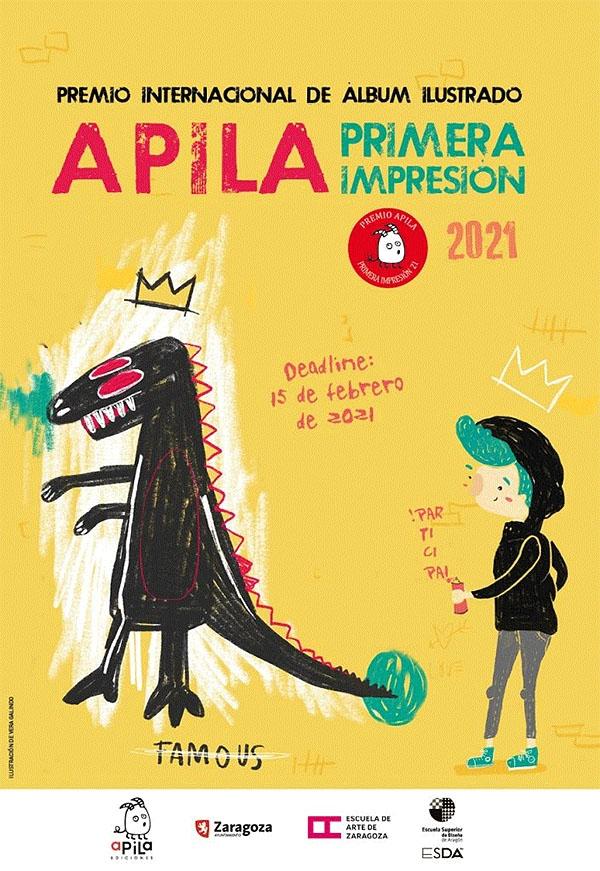 فراخوان رقابت بین المللی تصویرسازی Apila`s First Printing