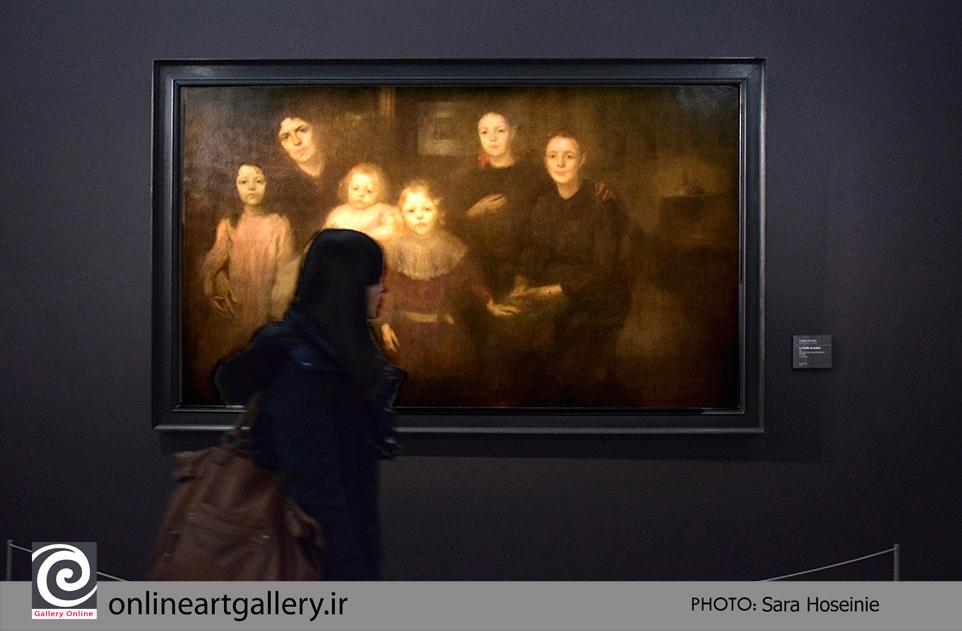 گزارش تصویری نقاشی های موزه d`Orsay پاریس (بخش سوم)