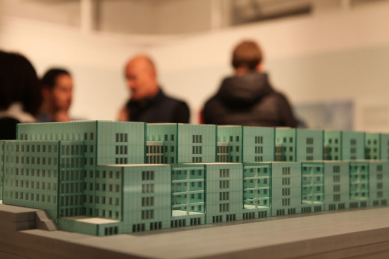 نگاهی بر معماری دونالد جاد
