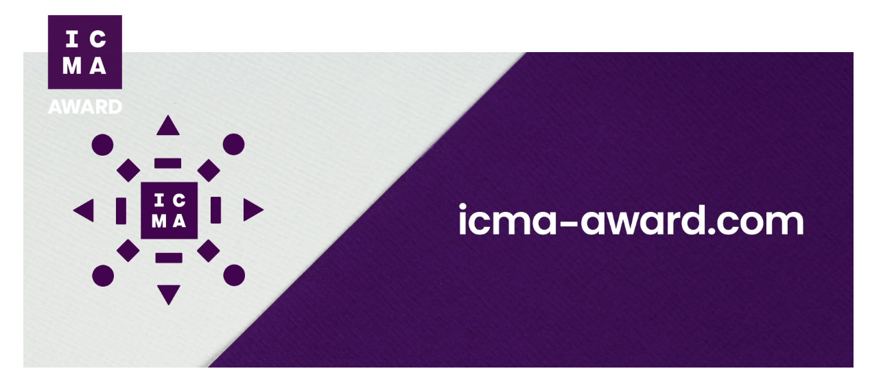 فراخوان جایزه بین المللی رسانه خلاق ICMA
