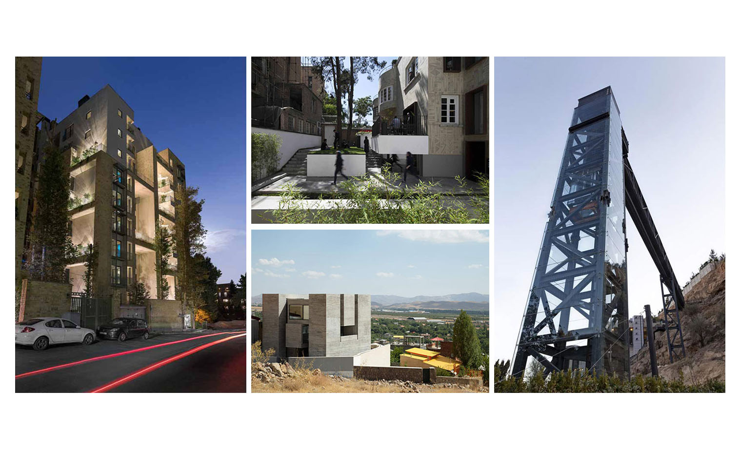 نگاهی به آثار برگزیده جایزه معمار 1398