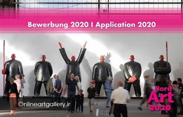 فراخوان رقابت بین المللی هنرهای تجسمی NordArt