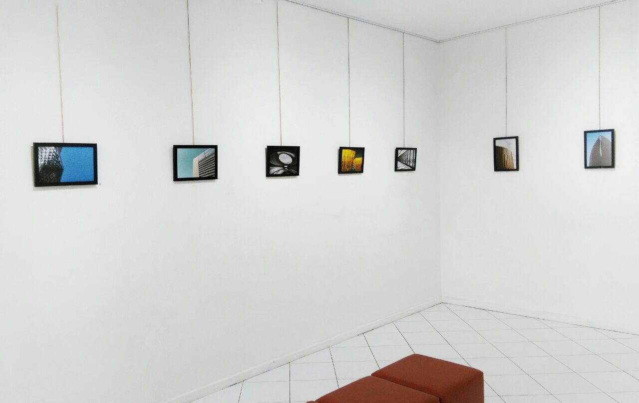 """گزارش تصویری نمایشگاه """"فرم، فضا، و نظم"""" در گالری رضائیان"""