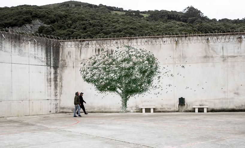تغییر قدیمیترین زندان اسپانیا با کمک زندانیان