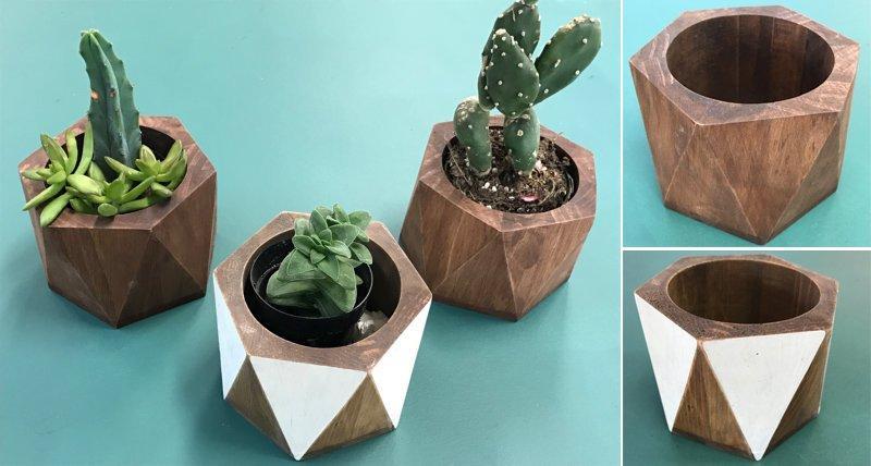 بیست ایده ساده برای ساخت گلدان