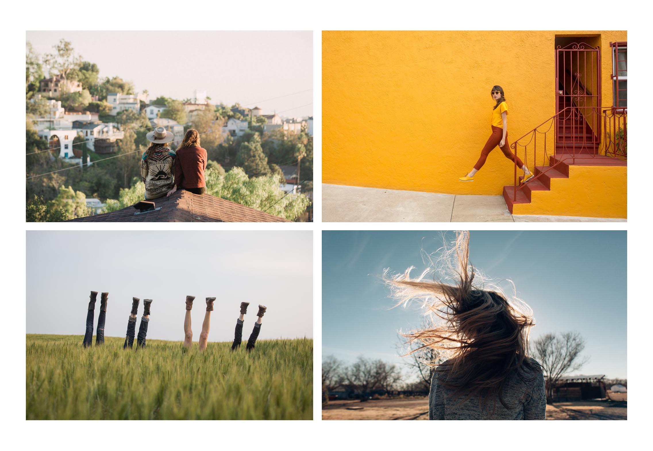 روایت زندگی سوژه ها از لنز گرت کورنلیسون