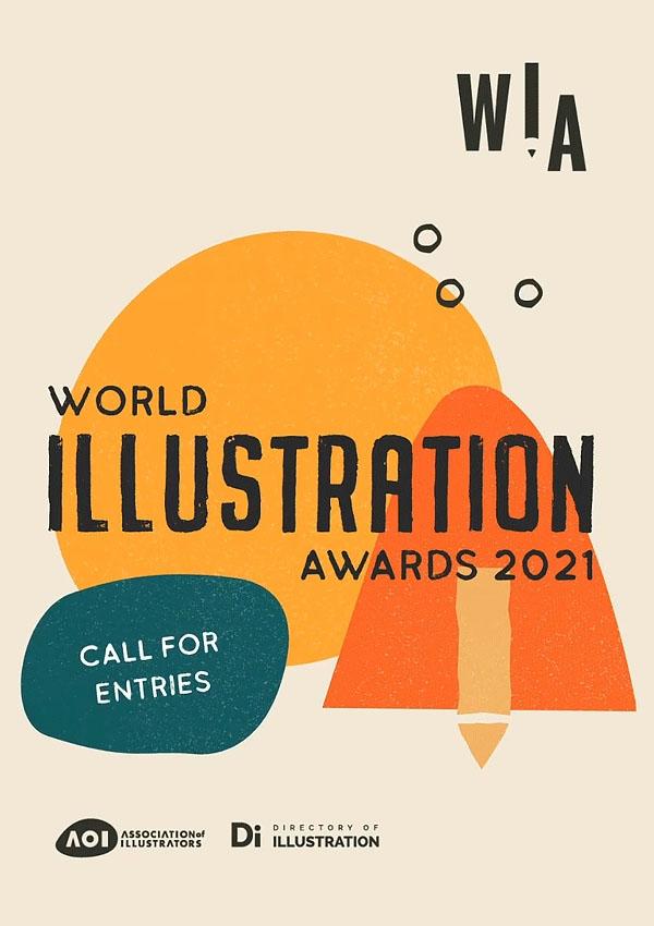 فراخوان جوایز جهانی تصویرسازی 2021