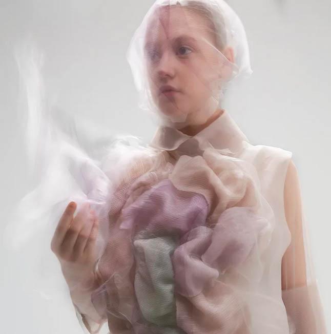 طراحی لباس رباتیک واکنش دهنده به طیف های رنگی
